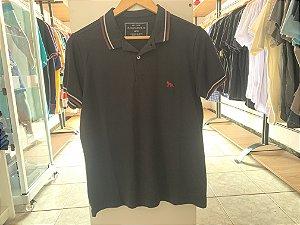 Camiseta acostamento preta p