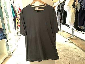 Camiseta masculina escuro GG