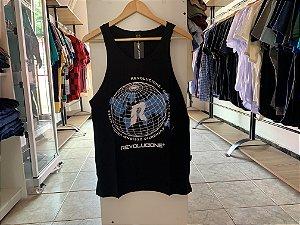 Camiseta masculina regata M