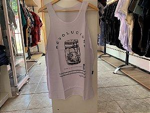 Camiseta masculina regata G