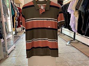 Camiseta masculina riscado P