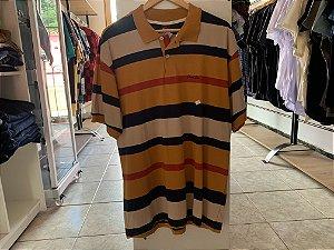 Camiseta masculina riscado GG