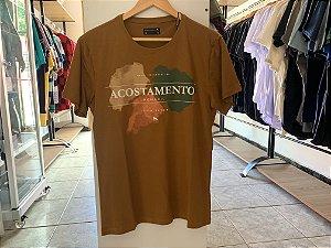 Camiseta acostamento masculina M