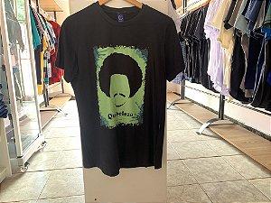 Camiseta masculina preta P