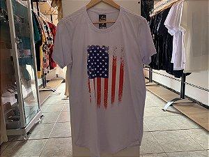 Camiseta masculina branca M