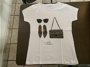 Camisa feminina M