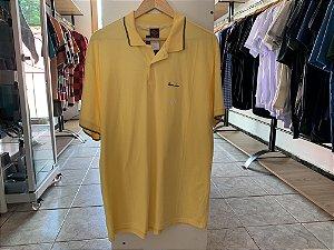 Camiseta masculina amarela GG