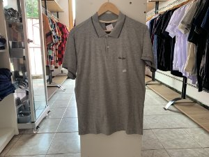 Camiseta masculina cinza P
