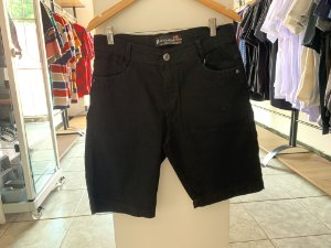 Short jeans preto 44