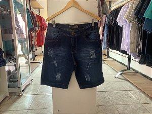 Short jeans masculina 44