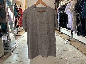 Camiseta acostamento cinza GG