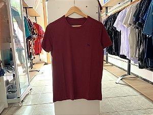 Camiseta masculina acostamento vermelho P