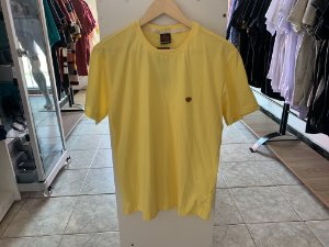 Camiseta masculina amarela G