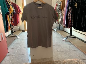 Camiseta masculina cinza M