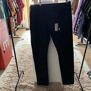 Calça masculina acostamento preta 40