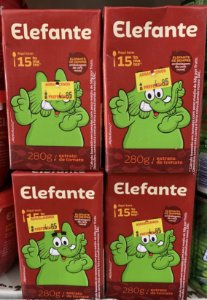 Elefante 280g