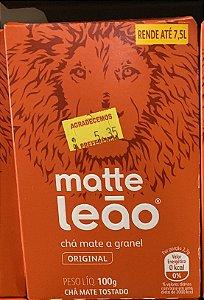 Chá  mate a granel Matte Leão 100g
