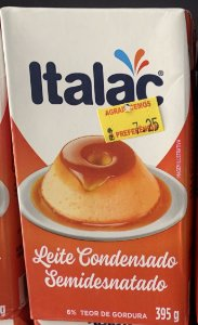 Italac Leite condensado 395g
