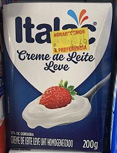 Italac creme de leite 200g