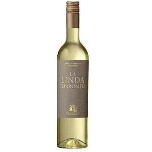 VINHO LA LINDA TORRONTES 750ML