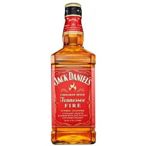 WHISKY JACK DANIEL´S FIRE 1L