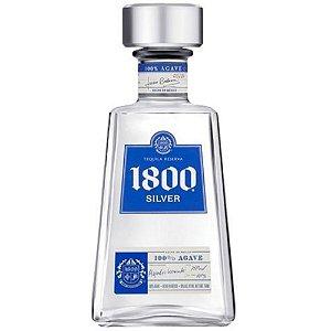 TEQUILA 1800 RESERVA SILVER 750 ML