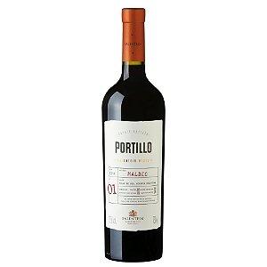 VINHO PORTILLO MALBEC 750ML