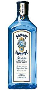 GIN BOMBAY SAPHIRE 750ML