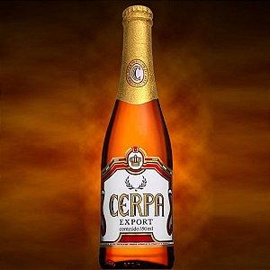 CERVEJA CERPA EXPORT 350ML