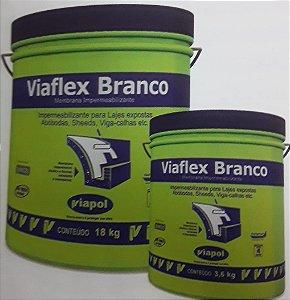 VIAFLEX BRANCO BALDE 18L
