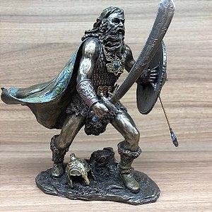 Viking Com Escudo 000539