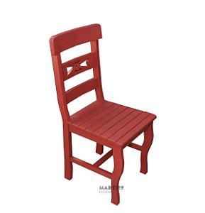 Cadeira Mineira Vermelha