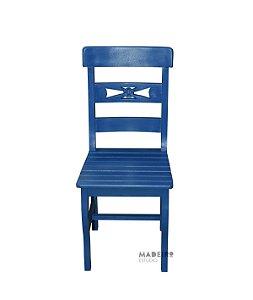 Cadeira Mineira Azul