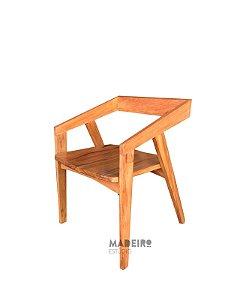 Cadeira Elegance Encosto Reto
