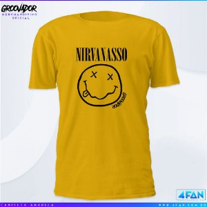 Camiseta - Junior Groovador - Nirvanasso