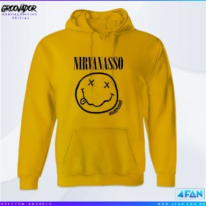 Moletom Junior Groovador - Nirvanasso