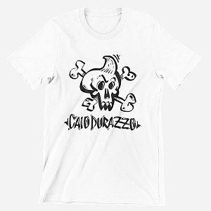 Caio Durazzo - Camiseta - Skull