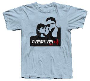 Overdriver Duo - Camiseta - Modelo 1