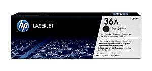 TONER HP CB436A 36A CB436AB |M1120MFP M1522MFP P1505 | ORIGINAL 2K