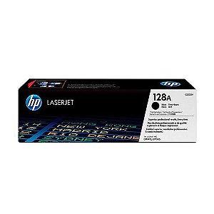 TONER HP CE320A CE320AB 128A PRETO/BLACK | CM1415FN CM1415FNW CP1525NW | ORIGINAL 2K
