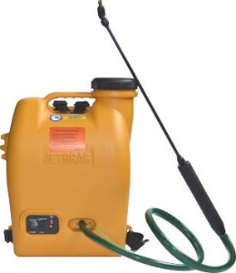 Pulverizador Costal Eletrostático à Bateria Jetbras