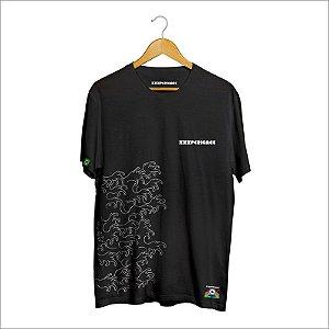 Camiseta XXXPERIENCE Minimalist - Preta