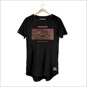 Camiseta XXXPERIENCE Life - Preta