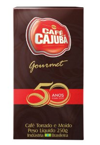 Café Cajubá Gourmet 250g