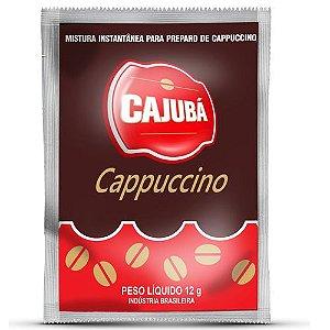 Cappuccino Cajubá Cremoso Sachê 12g (100x1)