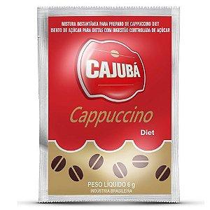 Cappuccino Cajubá Diet Sachê 6g (100x1)