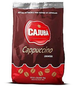 Cappuccino Cajubá Cremoso 1kg