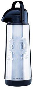 Garrafa Térmica Cajubá Inox 1,8L