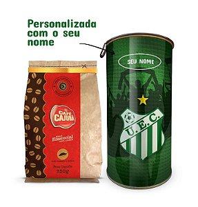 Edição Comemorativa UEC Temporada 2021 Lata Personalizada + Cajubá Essencial 250g
