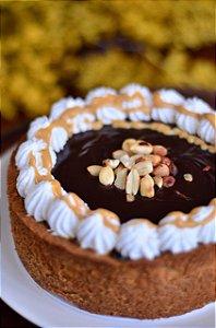 Torta Caramelo com Flor de Sal